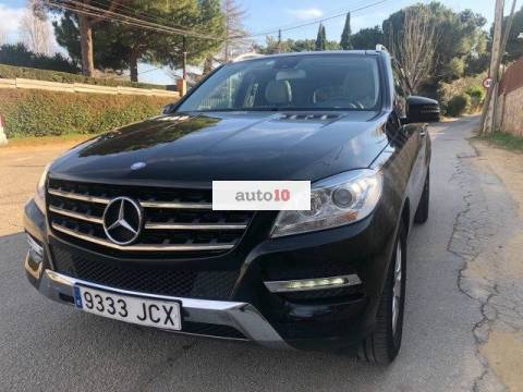 Mercedes-Benz ML 250 BlueTec 4M 7G Plus