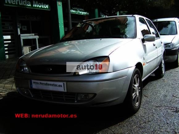 FORD FIESTA 1.2 GHIA 5-P 75-CV UNICO DUEÑO Y SOLO 94.000.-KMS
