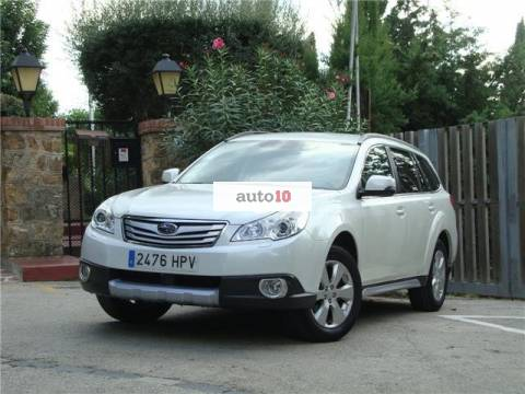 Subaru OUTBACK 2.5i Executive Plus CVT Lineartronic
