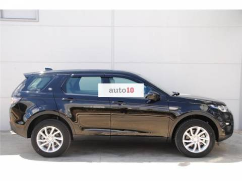 Land Rover Discovery Sport 2.0TD4 SE 4x4 Aut.