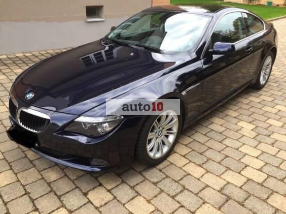 BMW 635d Aut 2008