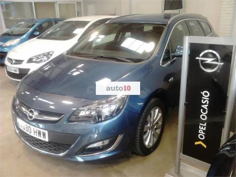 OPEL Astra 1.7 CDTi SS 130 CV Excellence ST