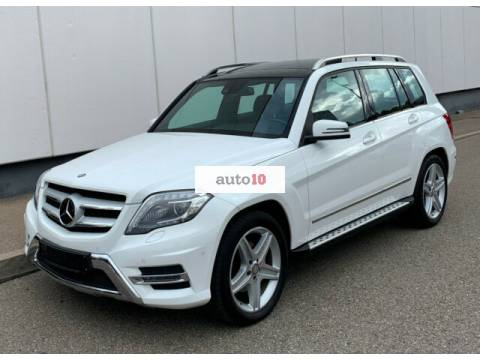 Mercedes-Benz GLK250 BT 7G 4MATIC
