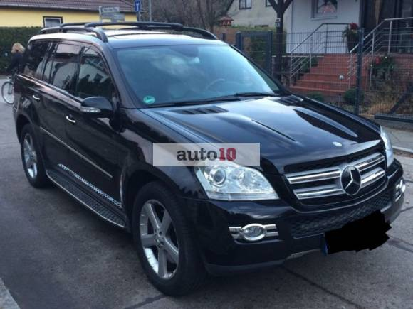 Mercedes-Benz GL 320 CDI DPF 4Matic 7G-TRONIC