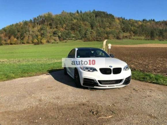 BMW 235 2er xDrive Coupe Sport-Aut