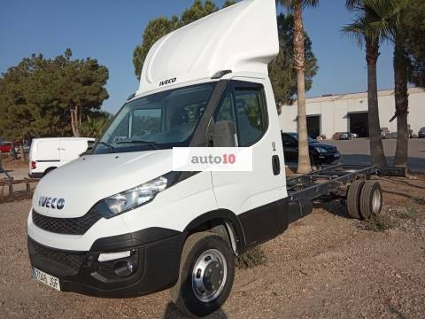 IVECO DAILY 50-170 CHASIS CABINA.