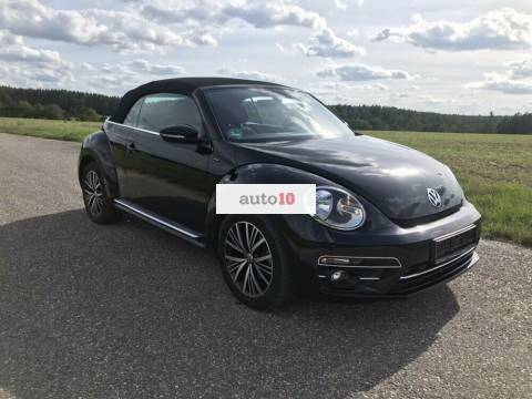 Volkswagen The Beetle Cabriolet 1.2 TSI BlueMotion Technolo