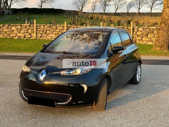 Renault Zoe 23KW 2016