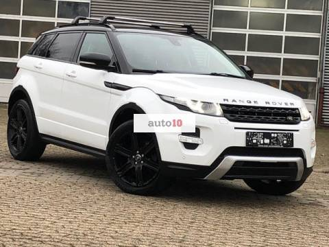 Land Rover Range Rover Evoque Dynamic Panorama 4WD