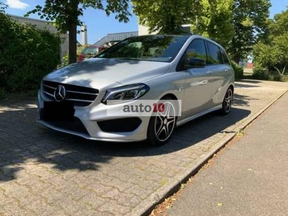Mercedes-Benz B 250 4Matic 7G-DCT AMG Line