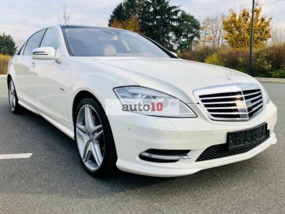 Mercedes-Benz S 550 CGI BE Lang Amg