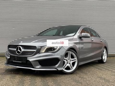 Mercedes-Benz CLA 200 AMG-Paket Panorama Limousine