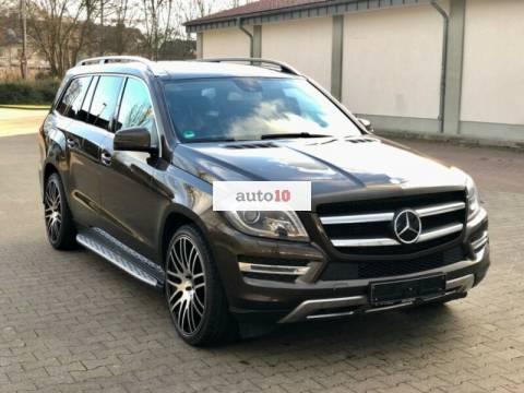 Mercedes-Benz GL 350 BlueTEC 4Matic 7G-TRONIC