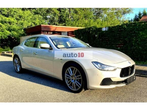 Maserati Ghibli Automatik S Q4