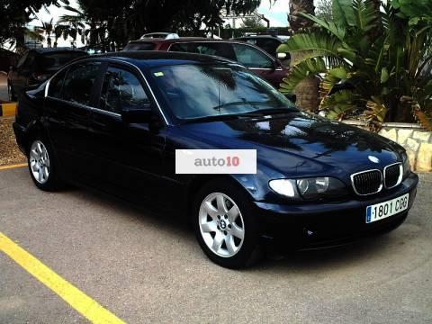 BMW 320 D. 150 CV 6 velocidades.