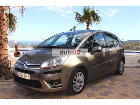 Citroen Grand C4 Picasso 2.0HDI Exclusive CAS 136CV