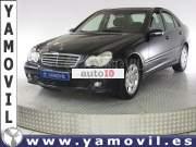 Mercedes-Benz C 180 K Elegance 4p Automático 143cv