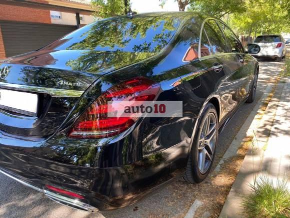 Mercedes Clase S 400d 4matic 9g-tronic en Barcelona por 83.000 €