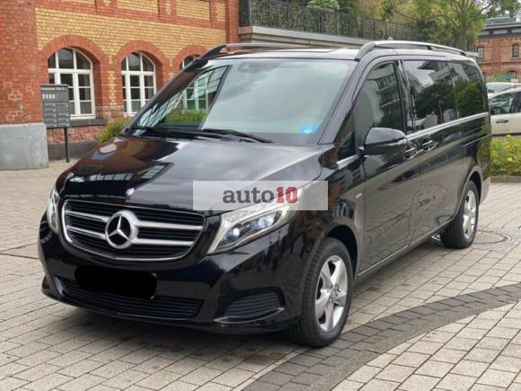 Mercedes-Benz V 250 (BlueTEC) d lang 4Matic Avantgarde