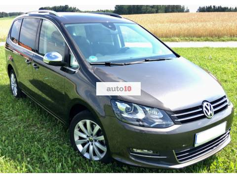 Volkswagen Sharan 2.0 TDI DSG Highline