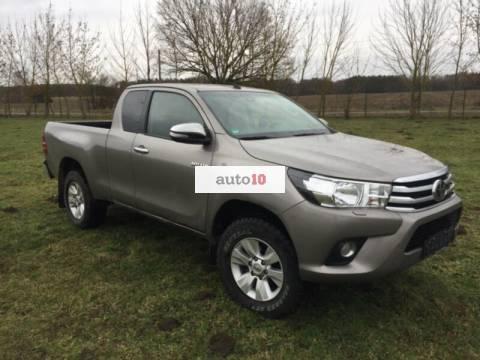 Toyota HiLux 4x4 Single Cab Duty