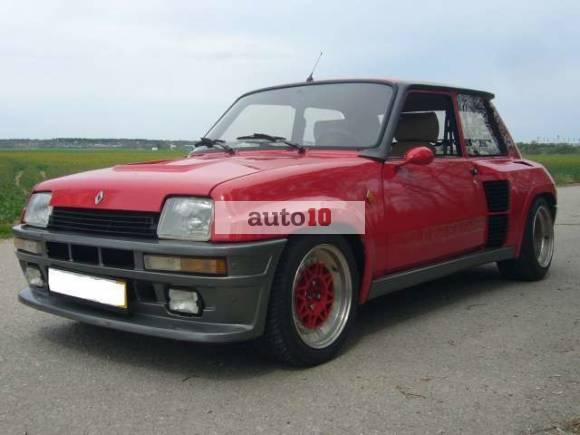 Renault R 5 Turbo 2