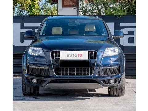 Audi Q7 4.2 TDI S-Line
