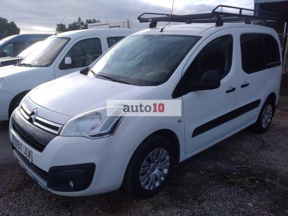 CITROEN BERLINGO 1.6 HDI 90 CV doble puerta lateral.