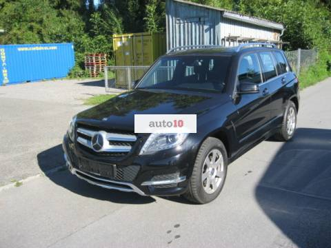 Mercedes-Benz GLK 350 CDI 4MATIC Edition PLUS
