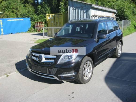 Mercedes-Benz GLK 350 CDI 4MATIC Edition PLUS