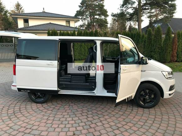 Volkswagen T6 Multivan WHITE EDITION