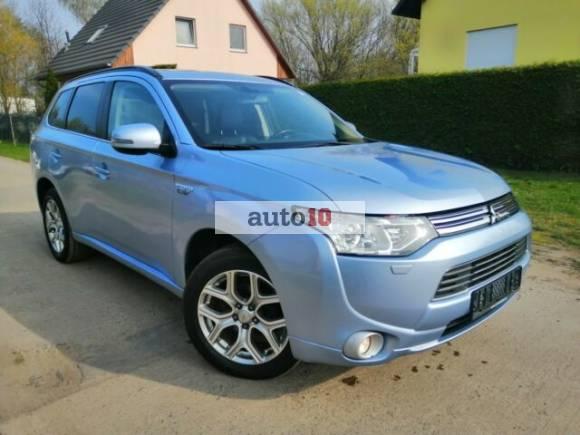 Mitsubishi Outlander 2.0 MIVEC PLUG-IN HYBRID 4WD Plus