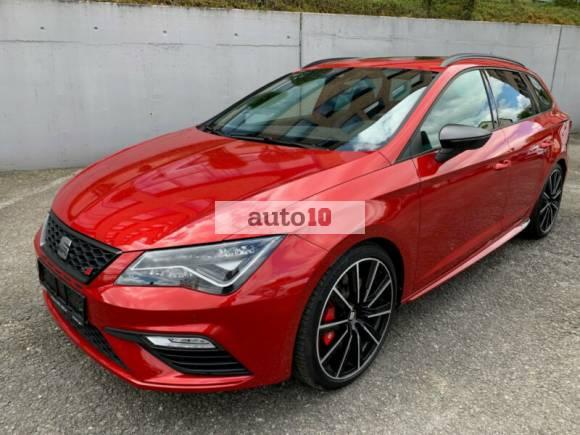 Seat Leon ST 2.0 TSI Start&Stop 4Drive DSG Cupra 300