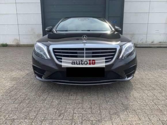 Mercedes-Benz S 350 350 BlueTEC L.Pres.P AMG Designo