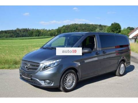 Mercedes-Benz Vito 119 Cdi Select lang
