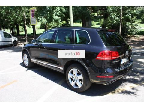 Volkswagen Touareg 3.0TDI V6 BMT Premium 245. Año 2012