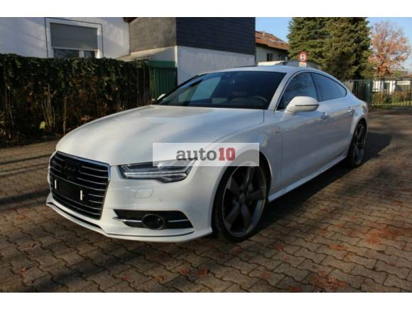 Audi A7 SB 3.0 TDI Competition S