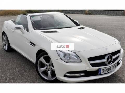 Mercedes-Benz SLK 250 BE Edition 1 7G Plus
