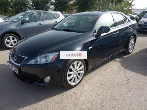 LEXUS IS 220 D 177 CV.