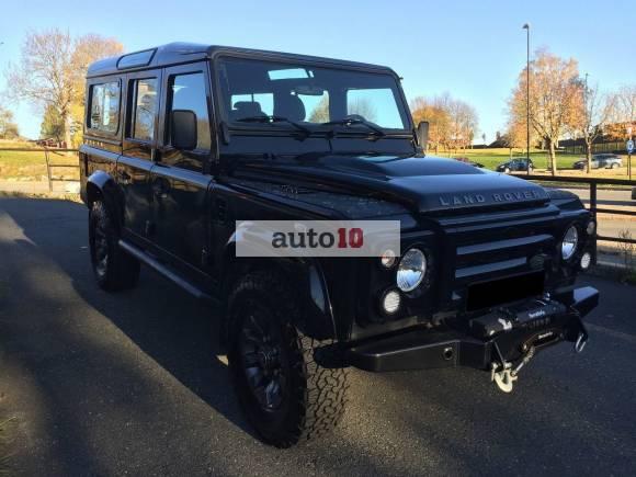 Land Rover Defender 110 SW,2011