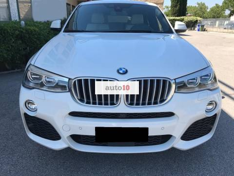 BMW X4 xDrive30dA 249CV Msport