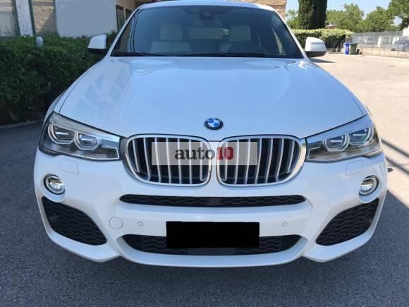 BMW X4 xDrive30dA 249CV Msport