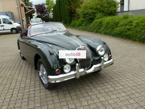 Jaguar XK150 DHC 1959
