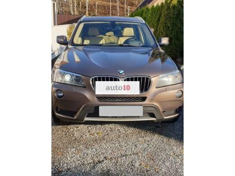BMW X3 4x4, 2011, 202 717 km