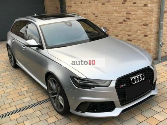 Audi RS6 Avant 4.0 V8 TFSI Quattro