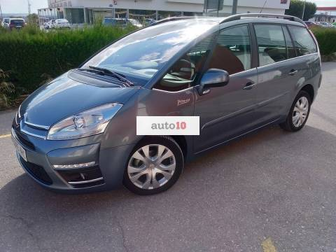 CITROEN GRAND PICASSO 1.6 HDI 110 CV 7 PLAZAS.