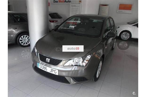 SEAT Ibiza 1.2 TSI 90cv Reference Plus Limited