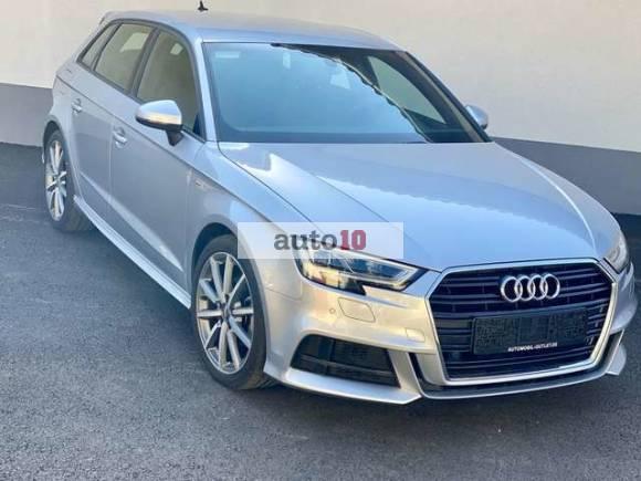 Audi A3 SB 1,0 TFSI sport