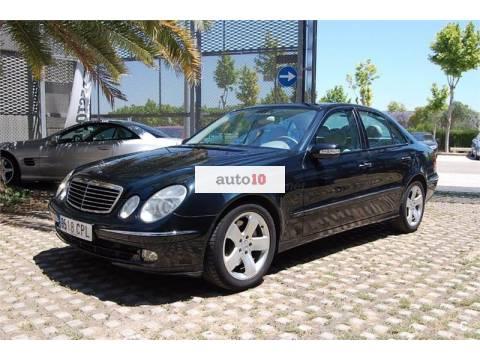 Mercedes benz clase e de segunda mano en valencia for Mercedes benz valencia