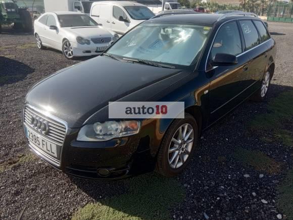 Audi A4 Avant 2.0 Tdi 140 cv.